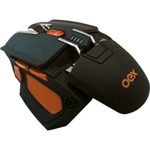 Mouse Gamer Cyber 5.200 DPI - OEX