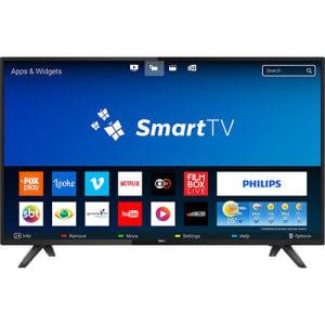 """Smart TV Philips 43"""" LED Full HD 43PFG5813/78 Ultra Slim Wi-Fi 2 HDMI 2 USB"""