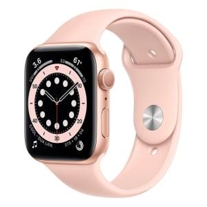 Confira ➤ Apple Watch S6 44MM GPS com Case de Alumínio Gold e Sport Band Pink – M00E3LL/A ❤️ Preço em Promoção ou Cupom Promocional de Desconto da Oferta Pode Expirar No Site Oficial ⭐ Comprar Barato é Aqui!
