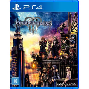 Game Kingdom Hearts III - PS4