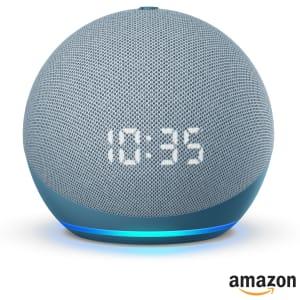 Confira ➤ Echo Dot (4ª geração) Smart Speaker Amazon com Relógio e Alexa Azul ❤️ Preço em Promoção ou Cupom Promocional de Desconto da Oferta Pode Expirar No Site Oficial ⭐ Comprar Barato é Aqui!