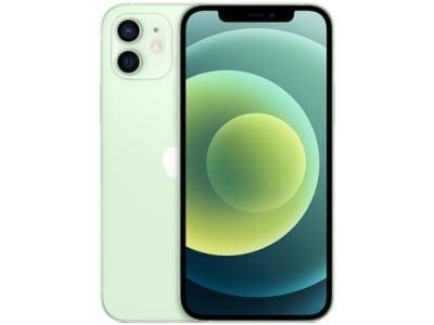 "iPhone 12 Apple 256GB Verde Tela 6,1"" - Câm. Dupla 12MP iOS - Magazine Ofertaesperta"