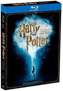 Blu-ray Coleção Harry Potter 2016