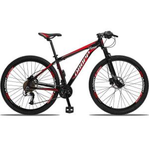 Bicicleta 29 Dropp Aluminum 27V Freio Hidráulico Câmbios GTA Cubo k7