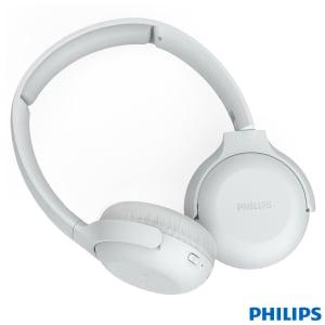 Fone de Ouvido sem Fio Philips Headphone Branco - TAUH202WT/00
