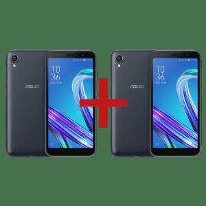 Zenfone Live (L1) Octacore Preto 430 + ZenFone Live (L1) Quadcore Preto