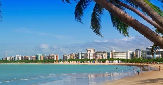 Pacote - 9 Diárias - Recife + Maceió + Aracaju - 2022 e 2023 - Aéreo + Hospedagem + Café da Manhã
