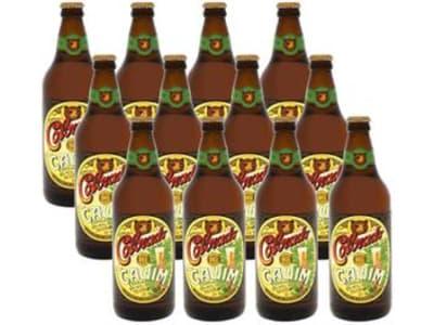 Cerveja Colorado Cauim Pilsen 12 Unidades - 600ml - Magazine Ofertaesperta
