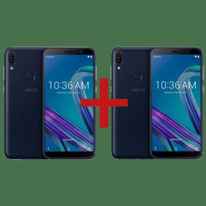 Oferta ➤ Zenfone Max Pro (M1) 3GB/32GB Preto + ZenFone Max Pro (M1) 3GB/32GB Preto   . Veja essa promoção