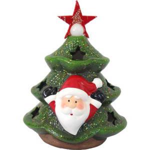 Enfeite de Mesa Árvore de Natal - Orb Christmas