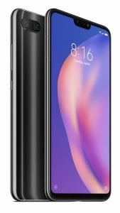 Smartphone Xiaomi Mi 8 Mi8 Lite 64gb 4gb Ram Tela 6.26 4g Preto (Preto)