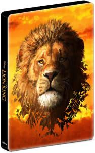 Blu-Ray O Rei Leão (2019) - Steelbook