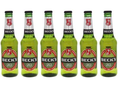 Confira ➤ Cerveja Becks Bremen Germany Pilsner 6 Unidades – 330ml – Magazine ❤️ Preço em Promoção ou Cupom Promocional de Desconto da Oferta Pode Expirar No Site Oficial ⭐ Comprar Barato é Aqui!