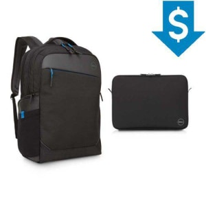 "Kit Capa para Notebook Dell 15,6"" em Neoprene + Mochila para Notebook Dell Professional 15,6"""