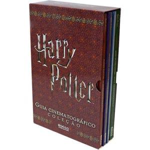 Livro - Box Harry Potter - Guia Cinematográfico -  Coleção
