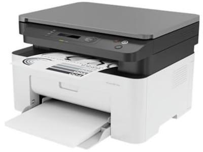 Impressora Multifuncional HP Laser 135A - Preto e Branco USB - Magazine Ofertaesperta