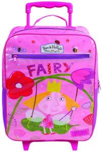 Mala Escolar G com Rodinhas Plus, O Pequeno Reino de Ben e Holly, DMW Bags, 10952