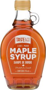 Confira ➤ Xarope De Maple Taste&co 250ml ❤️ Preço em Promoção ou Cupom Promocional de Desconto da Oferta Pode Expirar No Site Oficial ⭐ Comprar Barato é Aqui!