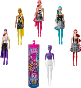 Barbie Fashionista Color Reveal Monocromática