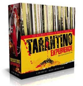 COLEÇAO TARANTINO EXPERIENCE (6 CDS)