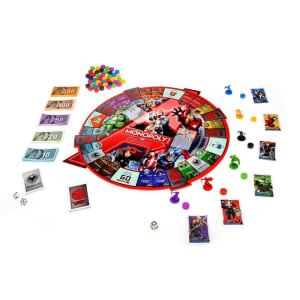 Jogo Monopoly Hasbro Avengers