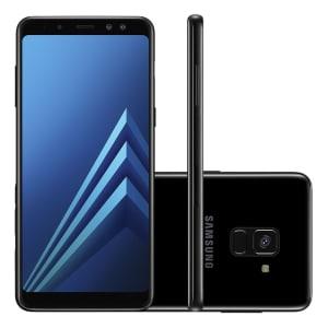 """Smartphone Samsung Galaxy A8 64GB Dual Chip Tela 5.6"""""""