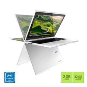 Chromebook Acer CB5-132T-C32M Intel Celeron Dual Core 2GB 32 eMMC