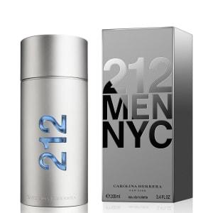Perfume 212 Men Carolina Herrera EDT 200ml - Masculino