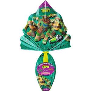 Ovos Tartarugas Ninja 80 G