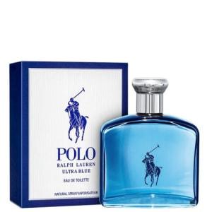 Polo Ultra Blue Ralph Lauren Eau de Toilette - 200ml