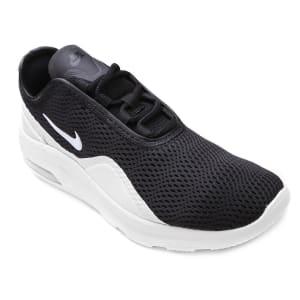 Tênis Nike Wmns Air Max Motion Feminino - Preto e Branco