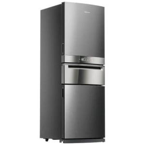 Refrigerador 419 Litros Brastemp 2 Portas Frost Free Inverse Bry59bkana - Magazine Ofertaesperta