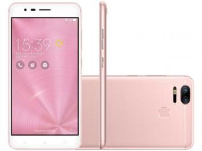 Oferta ➤ Smartphone Asus Zenfone Zoom S 64GB Rose Gold – Dual Chip 4G Câm. 12MP e 12MP + Selfie 13MP – Magazine   . Veja essa promoção
