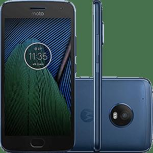 Oferta ➤ Smartphone Motorola Moto G5 Plus Dual Chip Android Nougat 7.0 Tela 5,2″ Octa-Core 2GHz 32GB 4G Câmera 12MP – Azul Safira   . Veja essa promoção