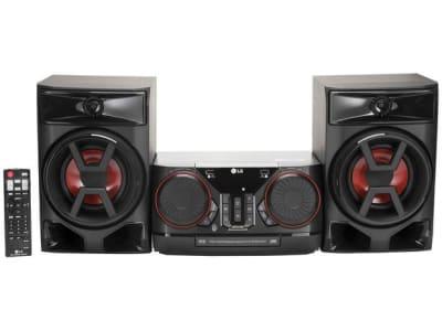 Confira ➤ Mini System LG Bluetooth 220W CD Player FM – USB Xboom CK43 – Magazine ❤️ Preço em Promoção ou Cupom Promocional de Desconto da Oferta Pode Expirar No Site Oficial ⭐ Comprar Barato é Aqui!