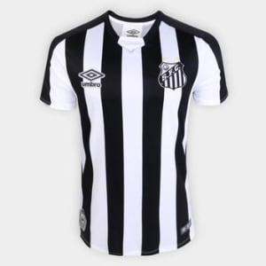 Camisa Santos II 2019 s/n Torcedor Umbro Masculina - Magazine Ofertaesperta