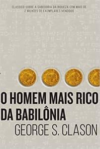O homem mais rico da Babilônia (Português) Capa comum