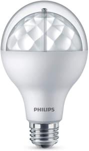 Lâmpada Led Disco Philips Rgb 5w 220v Base E27