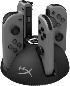 Confira ➤ HyperX ChargePlay Quad – Carregador para Joy-Con ❤️ Preço em Promoção ou Cupom Promocional de Desconto da Oferta Pode Expirar No Site Oficial ⭐ Comprar Barato é Aqui!