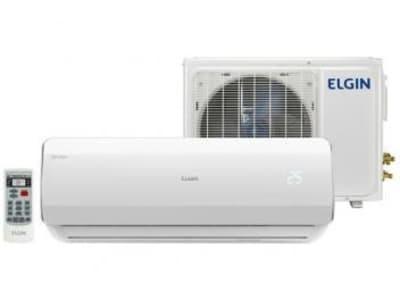 Ar-condicionado Split Elgin 12.000 BTUs Frio - Filtro Ion Air High Wall Eco Power 45HWFC12B2IA 220V