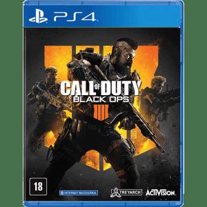 Oferta ➤ Game Call Of Duty Black Ops 4 – PS4   . Veja essa promoção