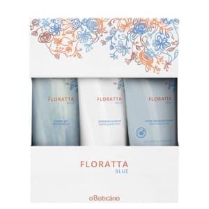Estojo Floratta Blue Cuidados Para Corpo