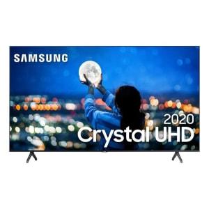 "Smart TV Samsung 55"" Crystal UHD 4K 2020 55TU7000"