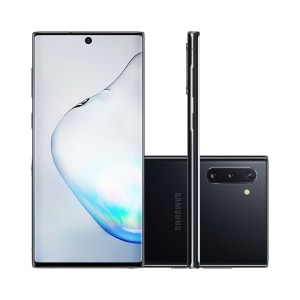 "Smartphone Samsung Galaxy Note 10 256GB Dual Chip 8GB RAM Tela 6.3"""