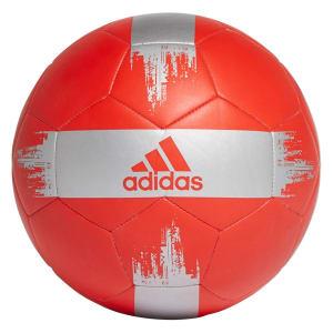 Bola de Futebol Campo Adidas Epp II - Vermelho e Cinza