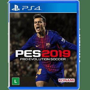 Oferta ➤ Game Pro Evolution Soccer 2019 – PS4   . Veja essa promoção