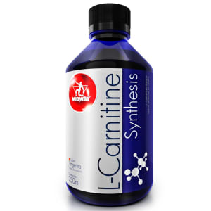 L-Carnitina Synthesis 250 ml - MidWay