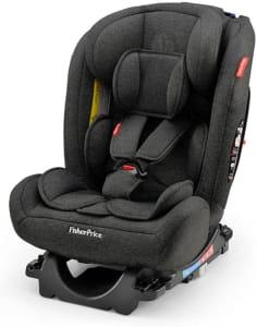Cadeira para Auto All-Stages Fix 2.0 Preto Fisher-Price - BB324