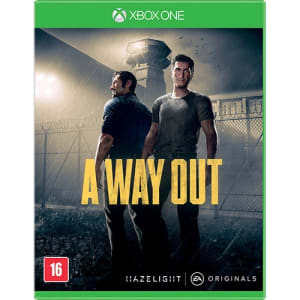 Game A Way Out  Xbox One
