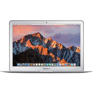 "MacBook Air MQD32BZ/A com Intel Core i5 Dual Core 8GB 128GB SSD Tela 13"" Prata - Apple"